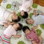 【赤ちゃんと楽しめる!産後はじめてのカラダケア講座】 8・10月のご案内