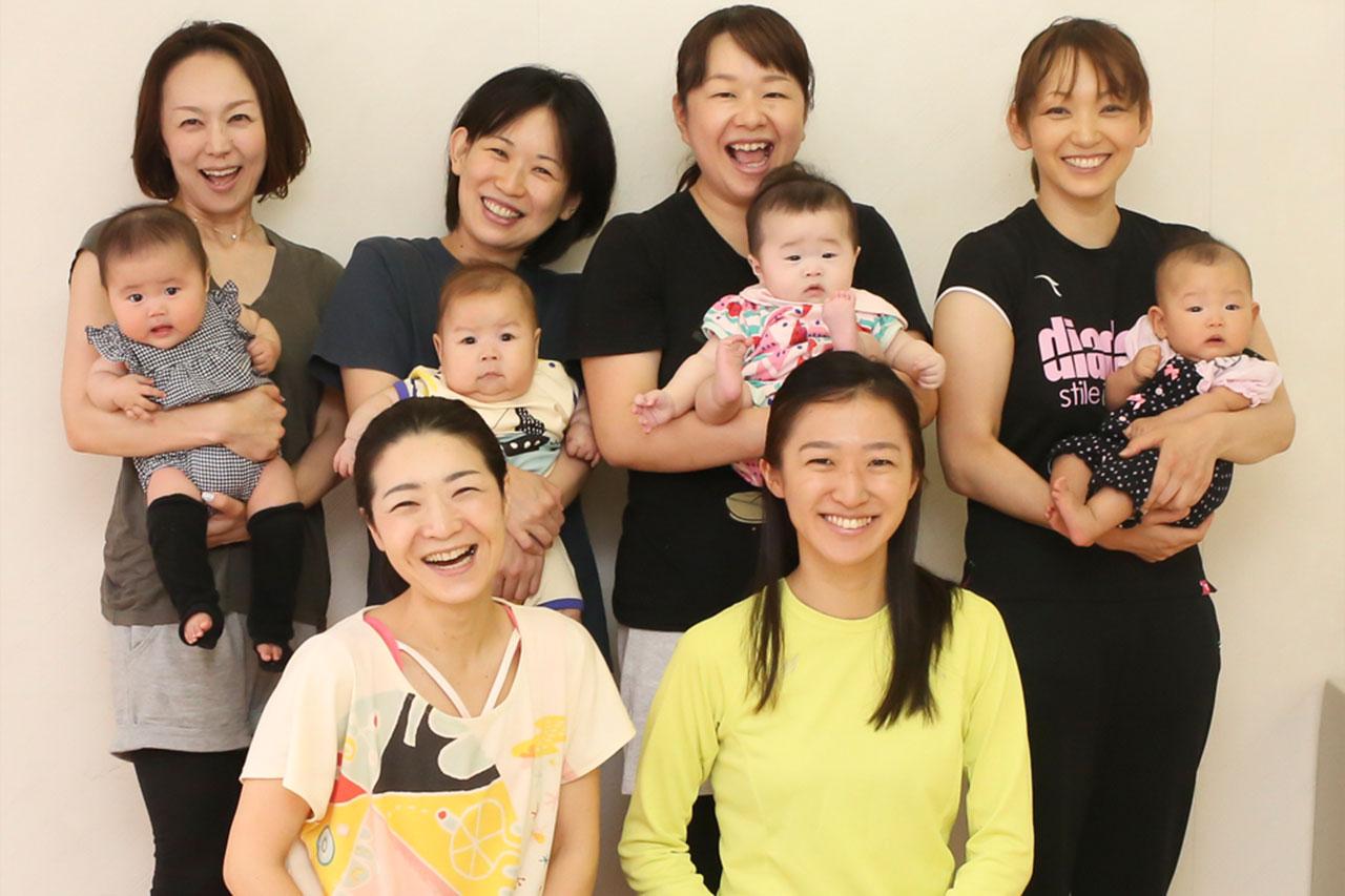 単発受講受付中!1月の長岡・新潟桜木の産後ケア教室