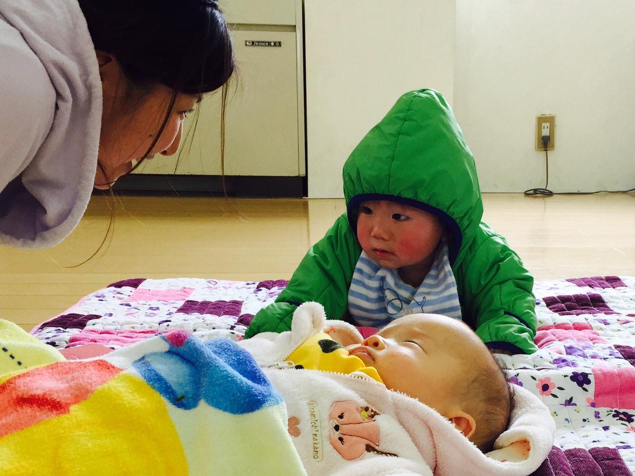 【長岡の産後ケア教室】二人目の産後は楽になる?一人目に知りたかった産後ケア!