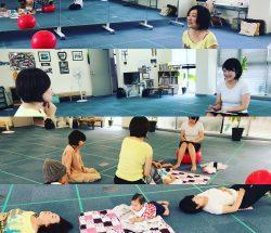 【産後ケア教室の感想】心も体も本当にすっきりできました!