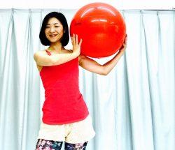 体を心地よくするために動き出したことによって、心も心地よく動き出す