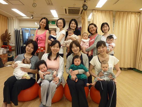 教室に参加するのは産後何ヶ月の人が多いですか?