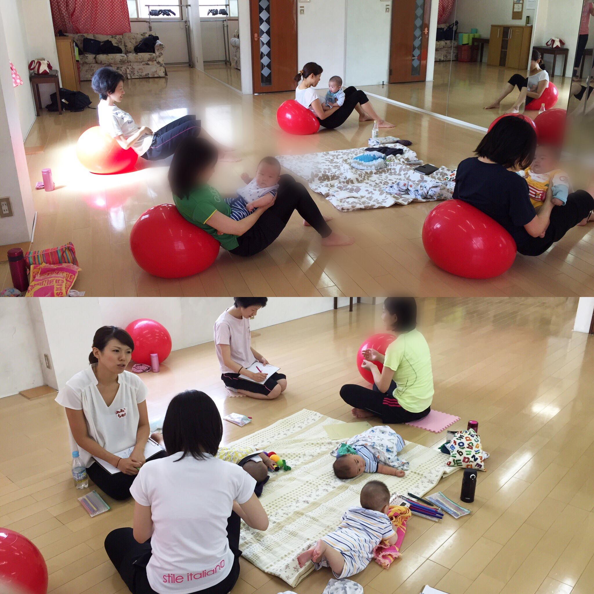 【産後ケア教室ご参加者の感想】新潟が好きになれそうな気がしてきました。