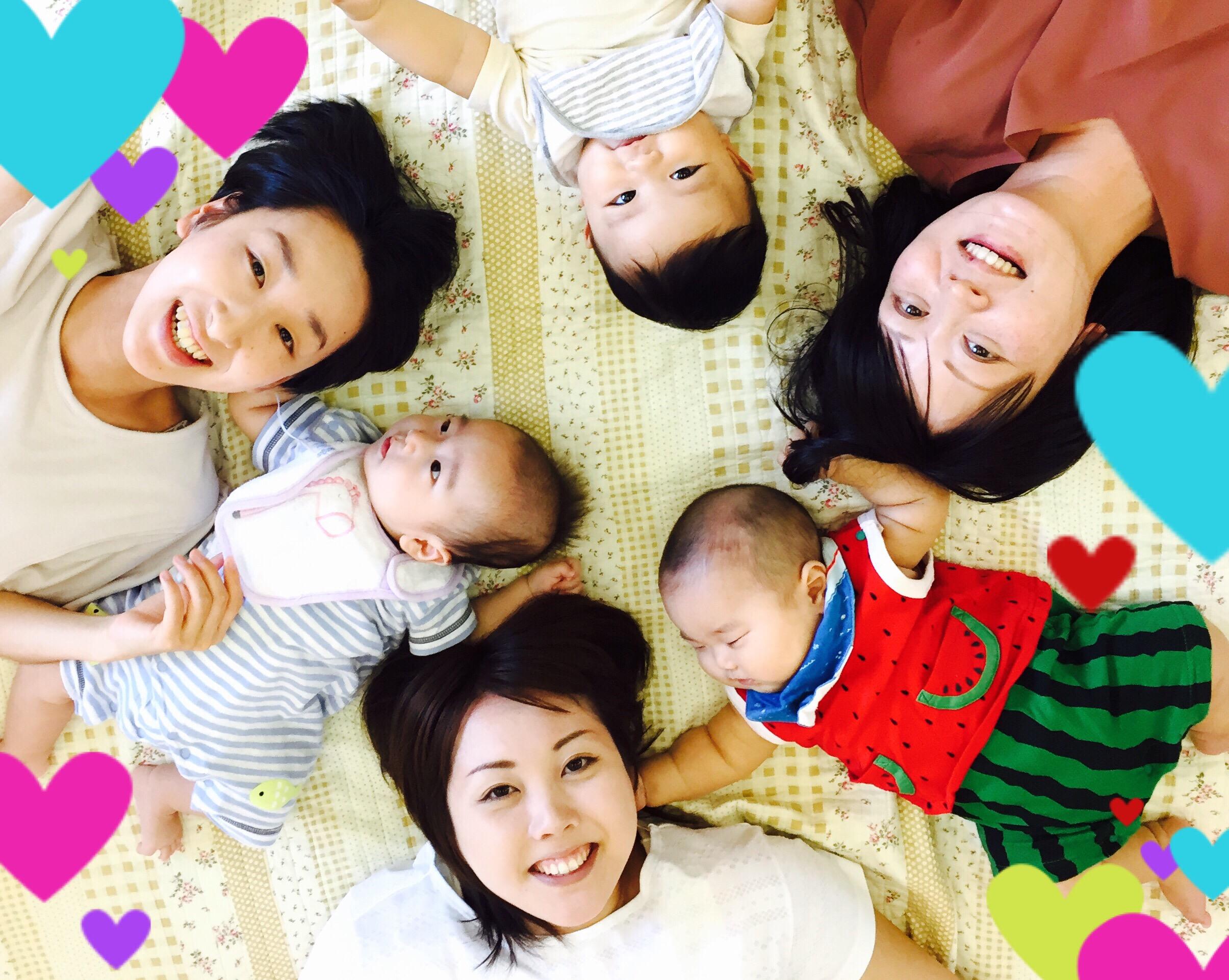 赤ちゃんと楽しめる!【産後はじめてのカラダケア講座】12月のお知らせ