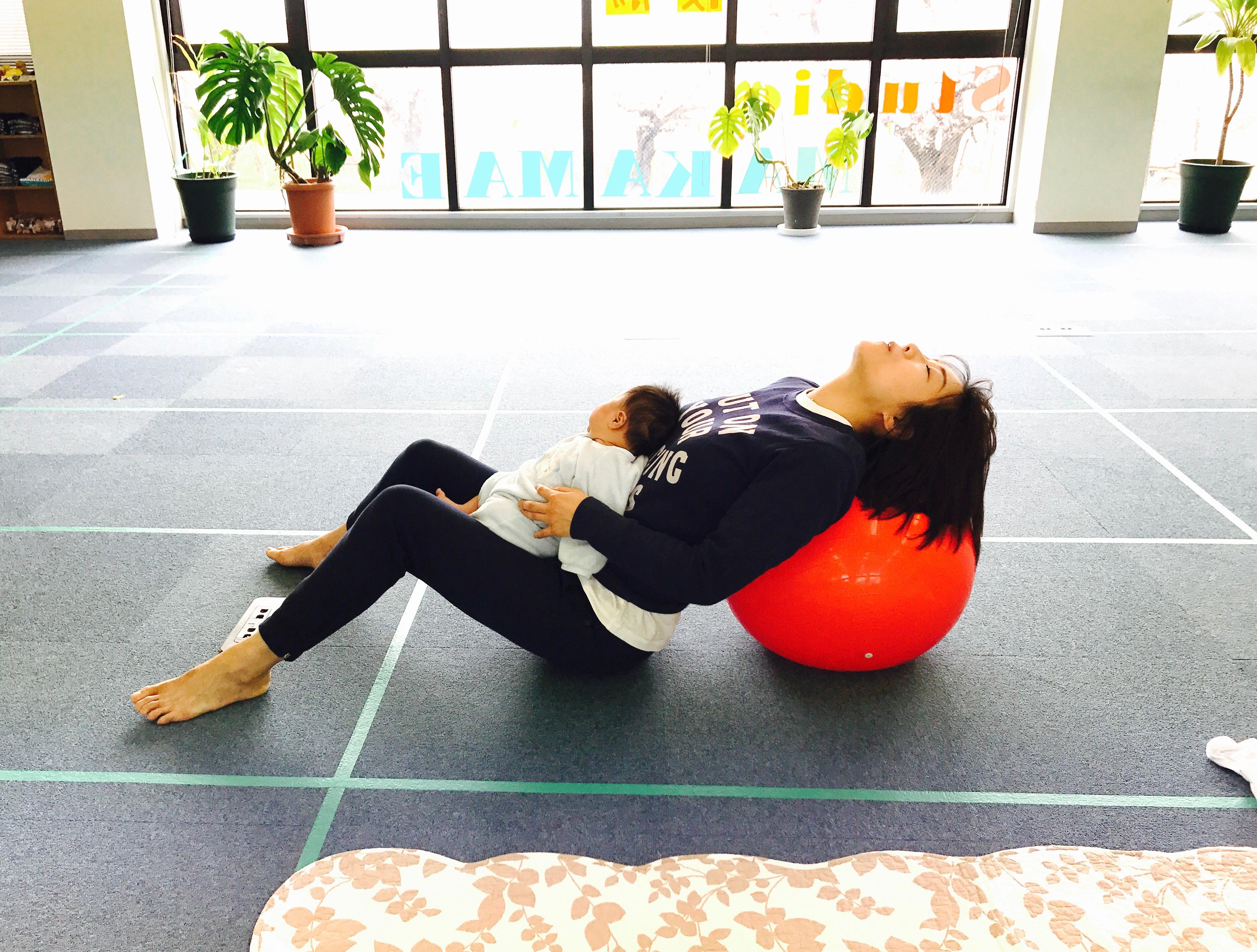 産後に運動ってしていいの?しかも赤ちゃんと一緒に?