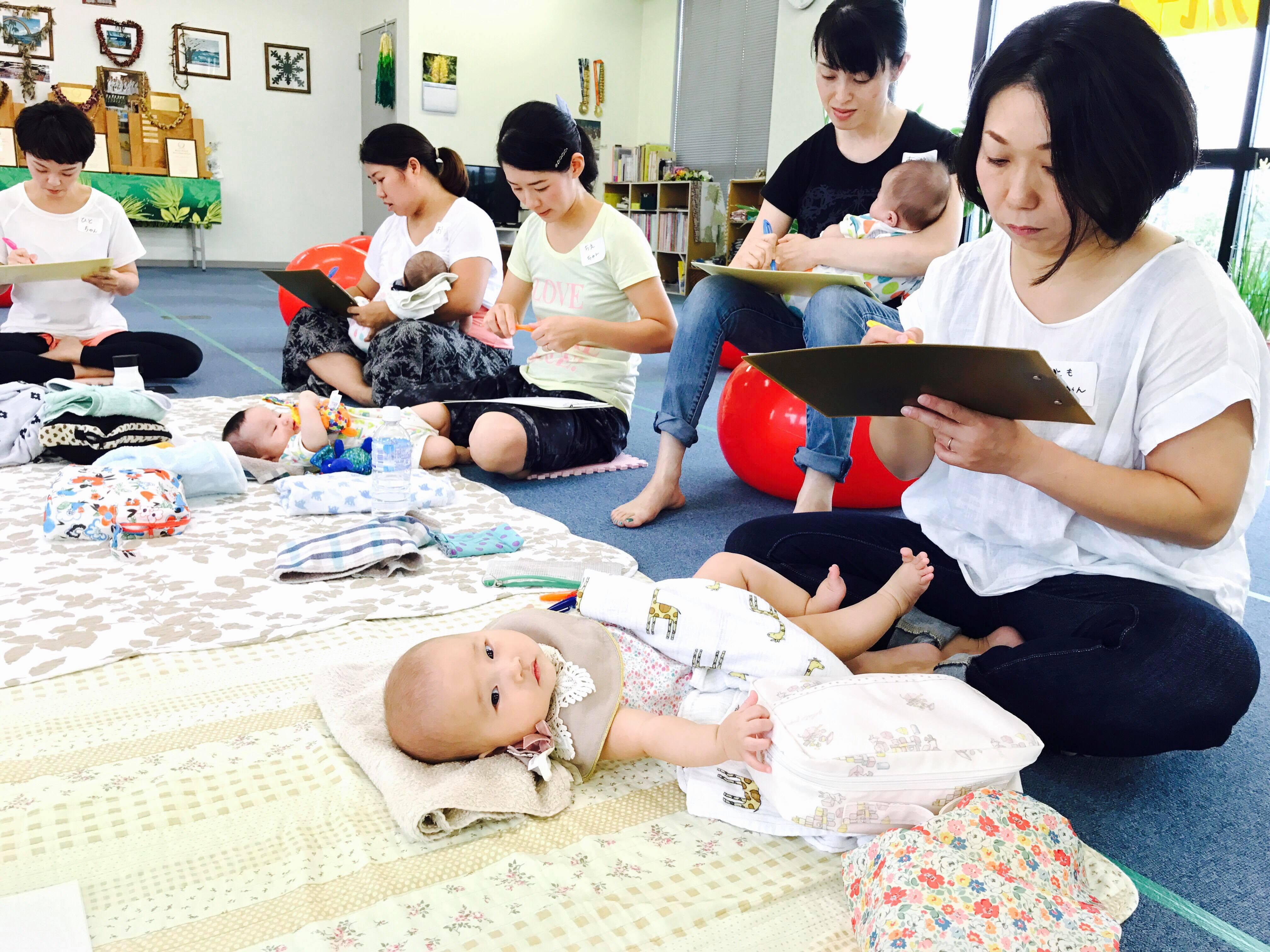 産後こそ、思いを言葉にして、その言葉を自分で聞き、目の前の仲間に聞いてもらって、次に進むのです