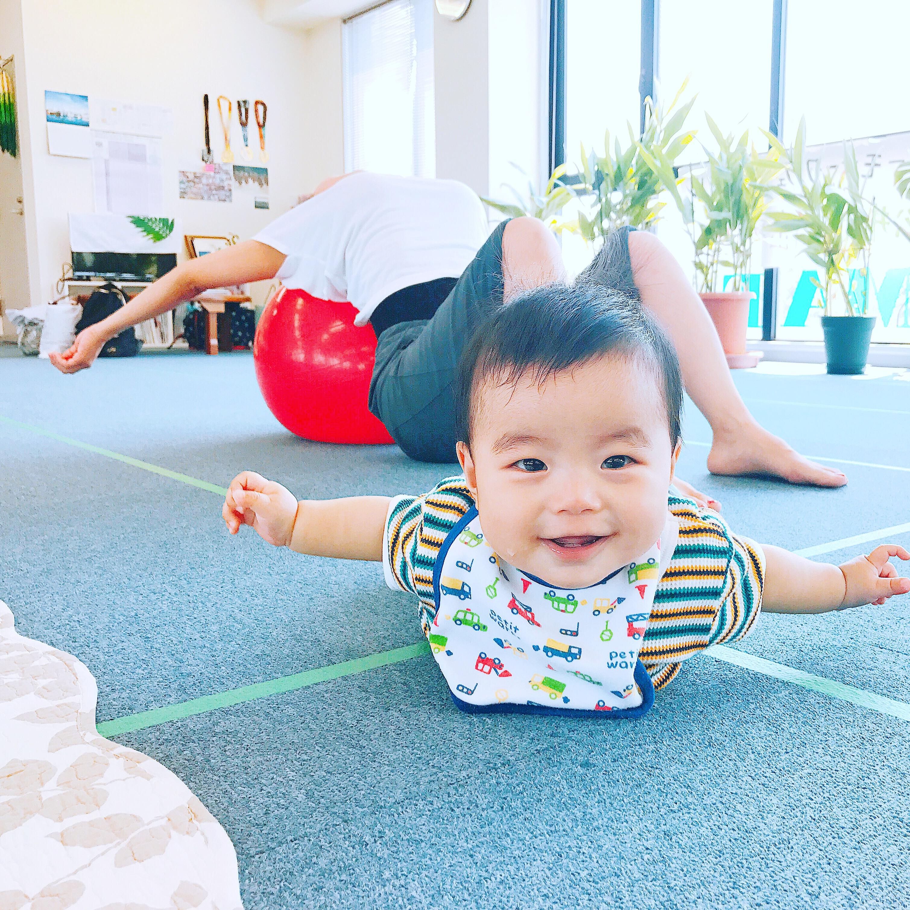 産後、痩せたい、体力つけたい、子育てを楽しみたいの根っこは一緒
